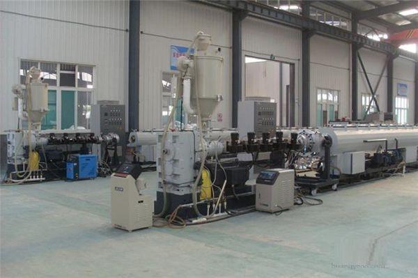 上海PPR管材设备