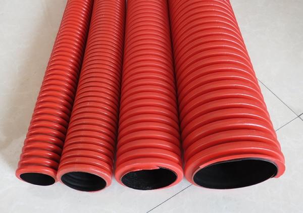双壁波纹管生产线